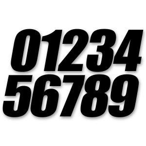 4in-black-number