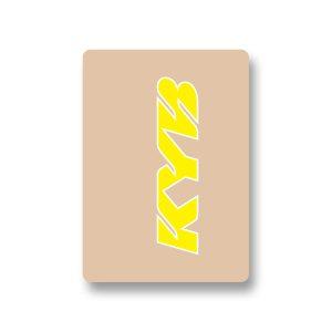 KYB Yellow Fork Tube