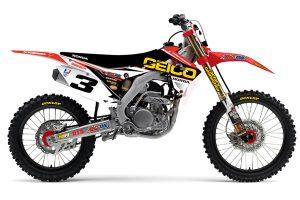 14 Geico Honda Team