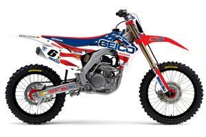 14 Geico Honda MXON