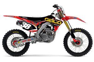 16 Geico Honda Team