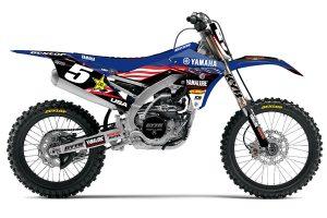 16 Star Yamaha MXON