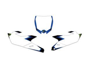 Cor 8 Blue Yamaha
