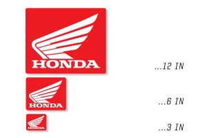 Product categories OEM Decals